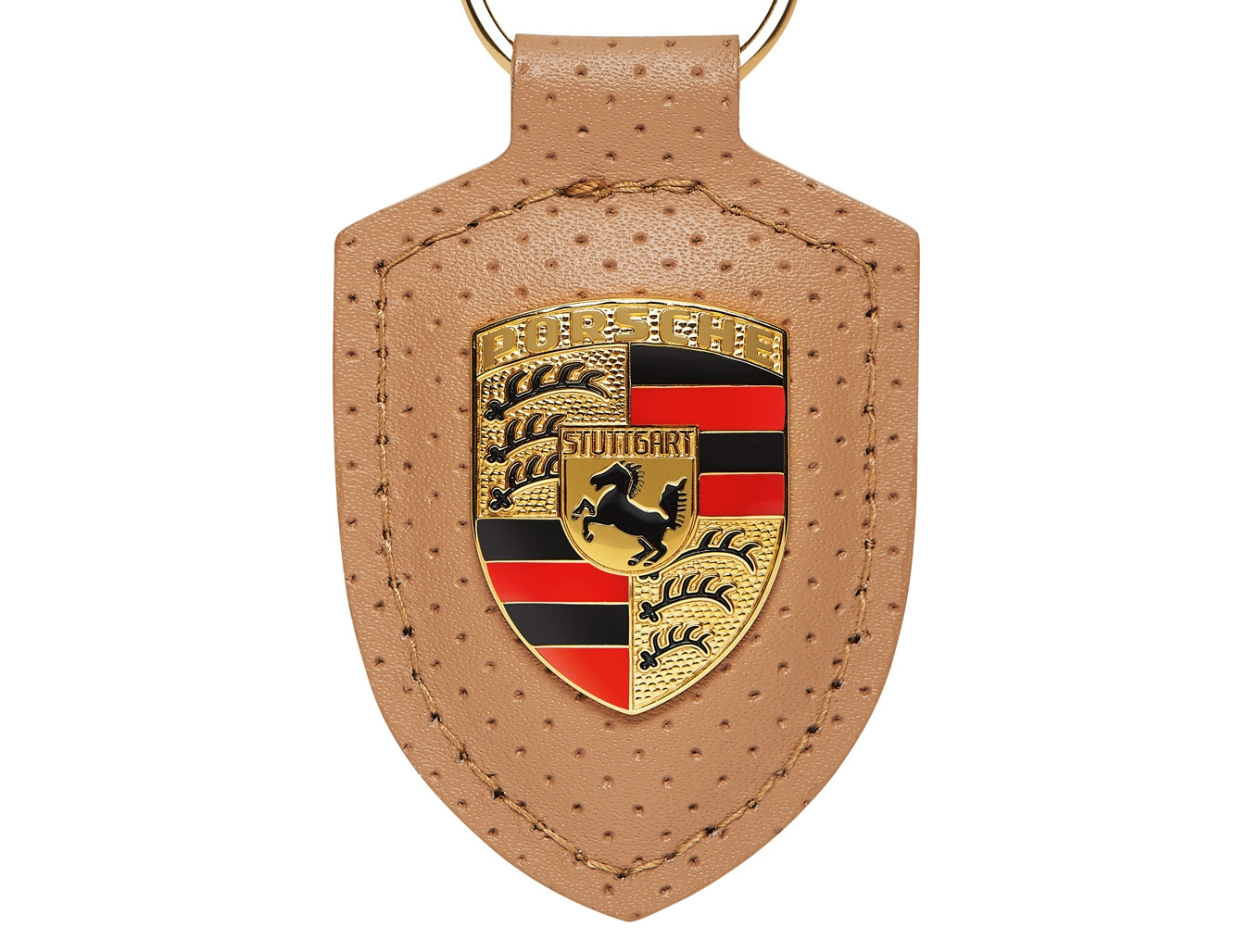 Crest Key Ring – Heritage